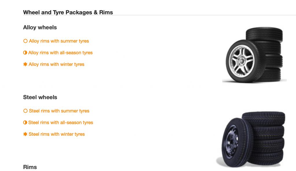 123spare parts Vintage tyres