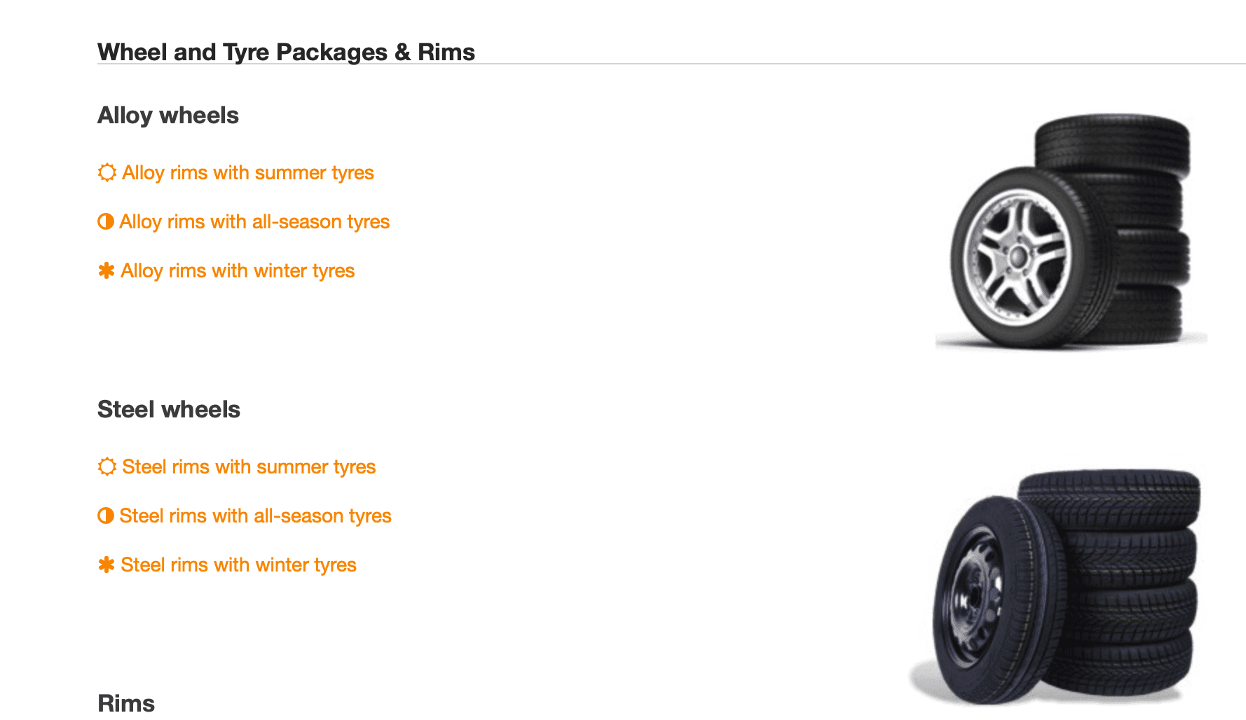 123 Spare Parts  – Vintage Tyres