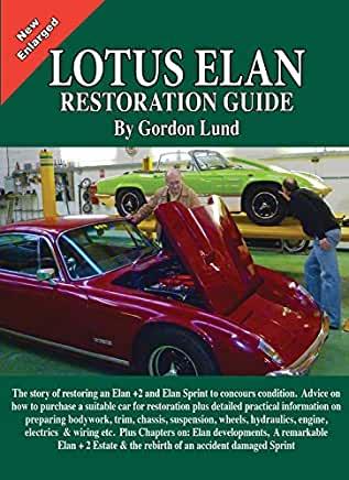 Lotus Elan Restoration