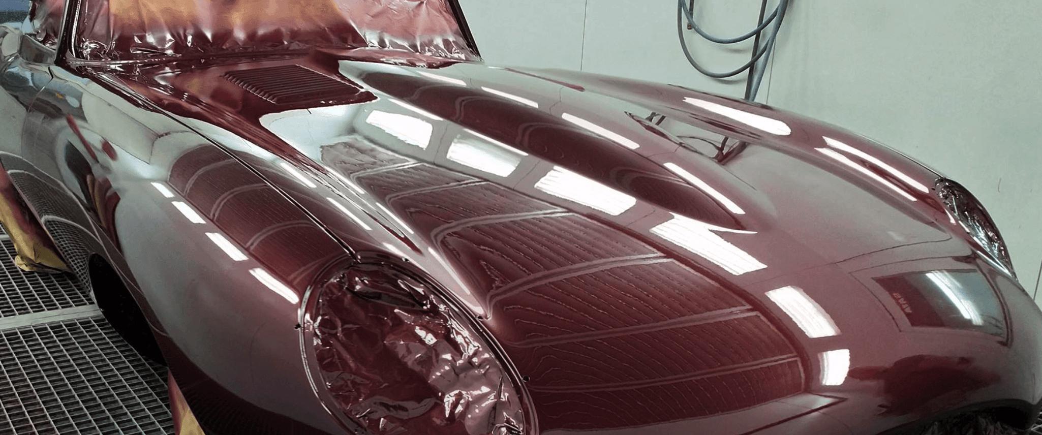 Classic Car Restorations – Canterbury Kent