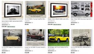 British Classic Car Photos