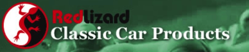 Red Lizard - classic car products