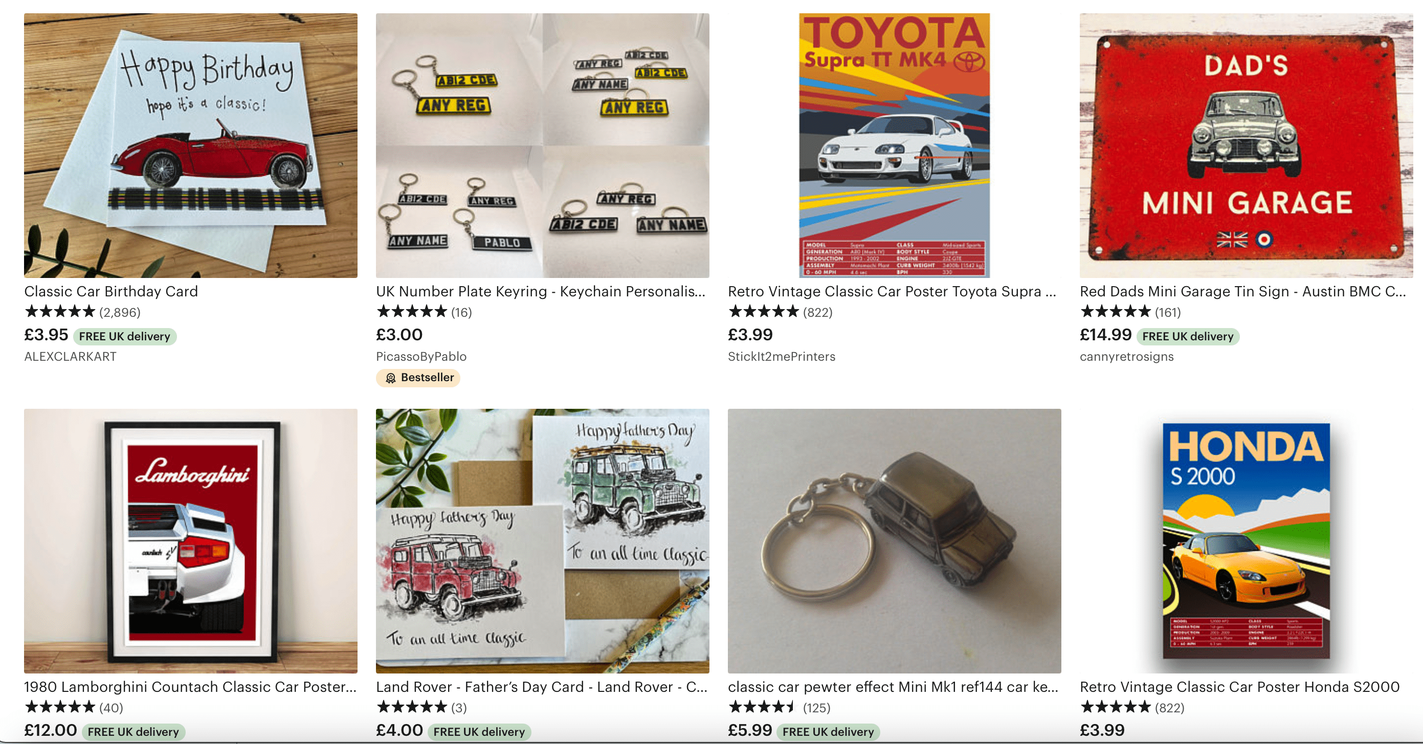 Classic Car Photos, Prints, Gifts and More
